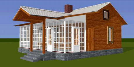 На программа русском проектирование дома